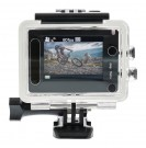 Full HD-Action cam 1080p Wi-Fi / GPS Svart thumbnail