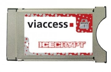 Icecrypt NEOTION Viaccess CAM 4.1, Dual Descrambling