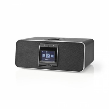 Internettradio | 42 W | DAB+ | FM | Bluetooth® | Svart