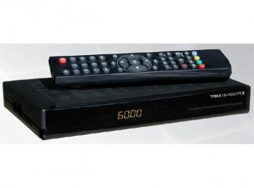 Triax Digital DVB-S2 mottaker HD 207 CX