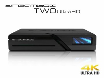 DREAMBOX TWO ULTRA HD 4K